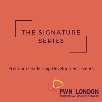 Signature Series - Premium Leadership and Development Events